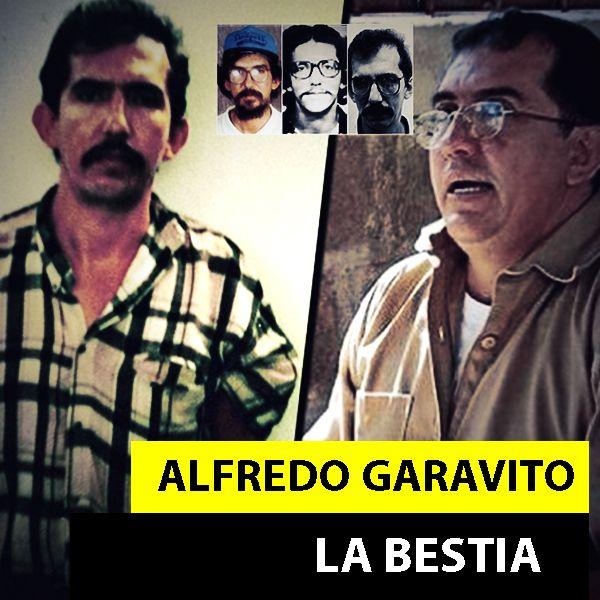 ALFREDO GARAVITO   EL ASESINO DE NIÑOS