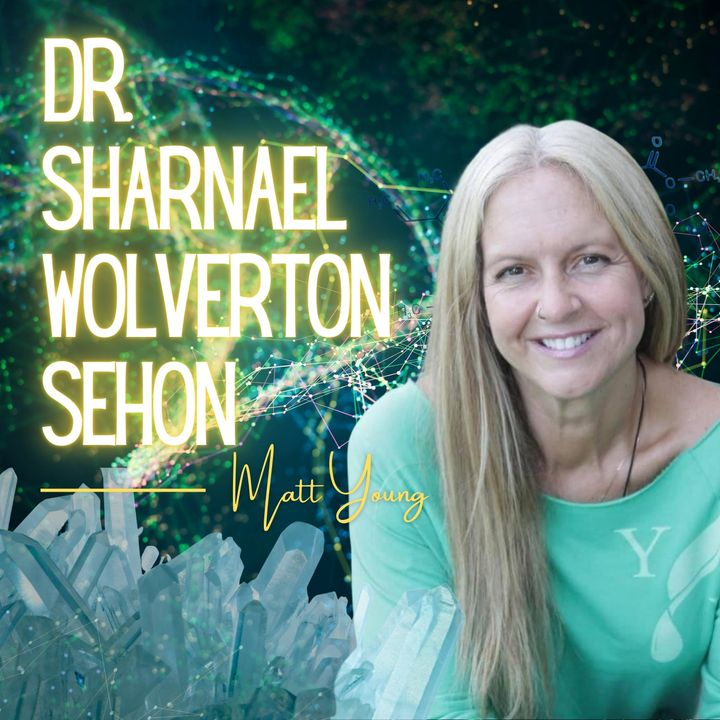 Frequency and your atmosphere _ DR Sharnael Wolverton Sehon