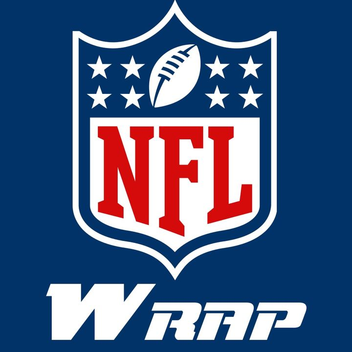 NFL Wrap with Robert James & Mike Summers