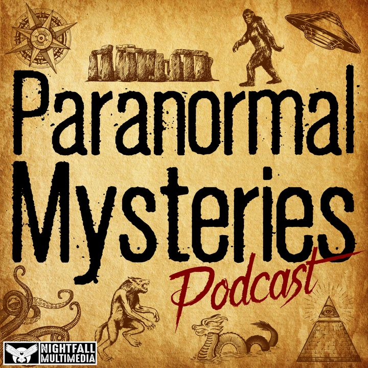 #124 | Midweek Mysteries: Haunted Doll, A Glitch in the Matrix & The Shadow Man