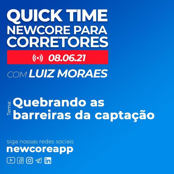 Quick Time - Quebrando as barreiras da captação