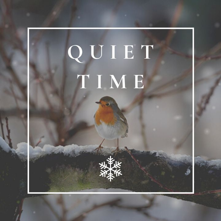 Quiet Time with relaxing piano