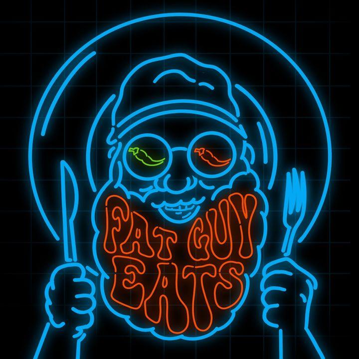 Episode 3: Fat Guy Eats Podcast - Manny aka El Jefe
