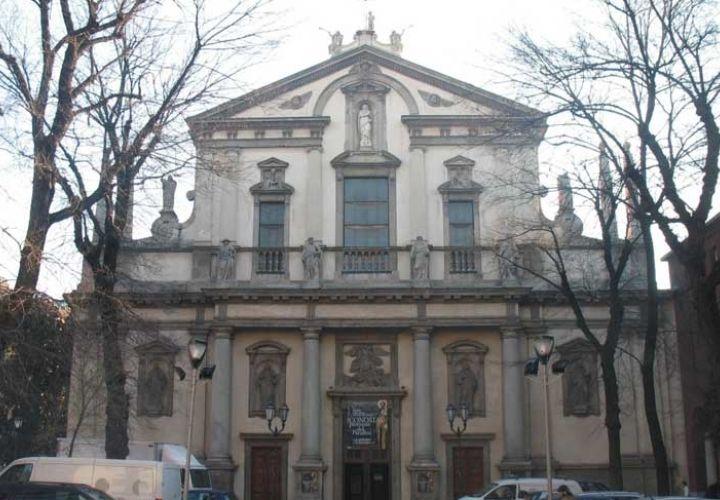 111 - La chiesa di S. Maria degli Angeli, sintesi di storia, carità e fede