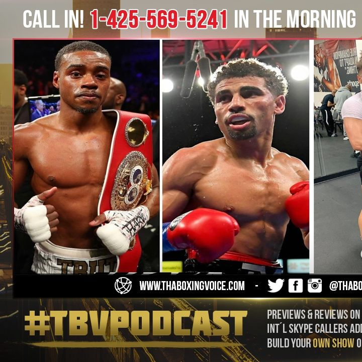 ☎️Who is Maurice Lee❓Mayweather Promoted Lee Claims to Have Fight with Errol Spence in The Works😱