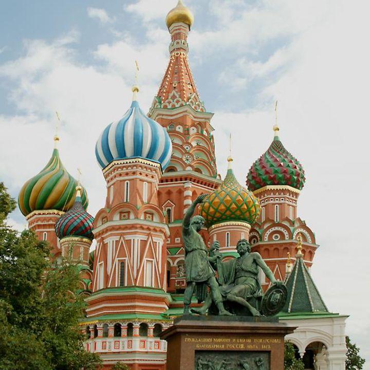 Conspirinormal Episode 151- Mark Schauss (What Russia Wants?)