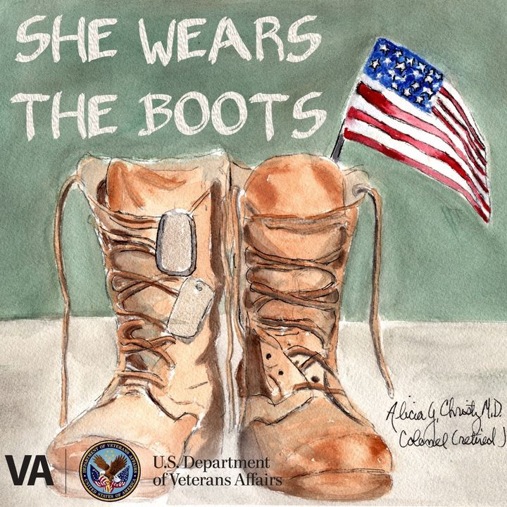 She Wears the Boots: A Podcast for Women Veterans