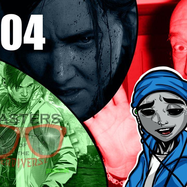 MOTN Episode 104: Walker, Supernatural Ranger