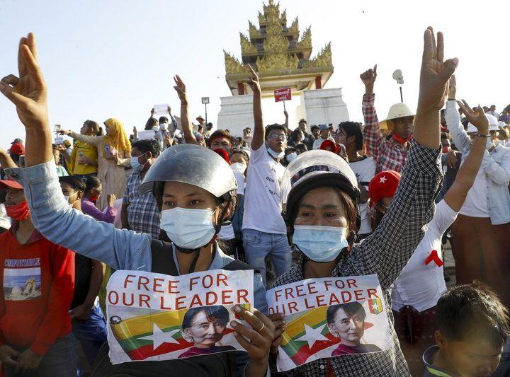 Il colpo di stato in Myanmar - Episodio 5