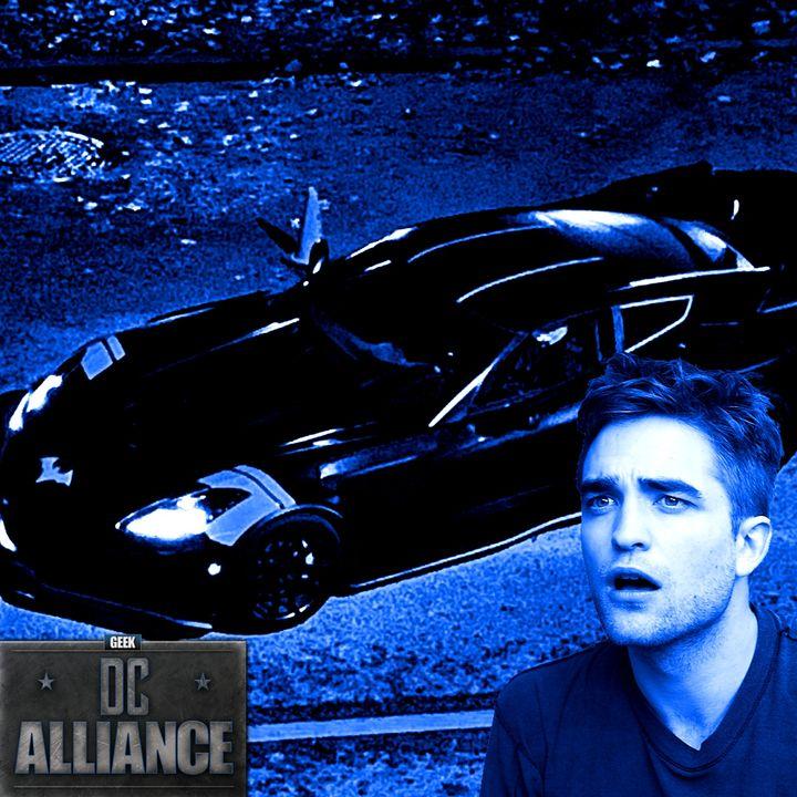 Holy New Batmoblie Batwoman! : DC Alliance Chapter 24
