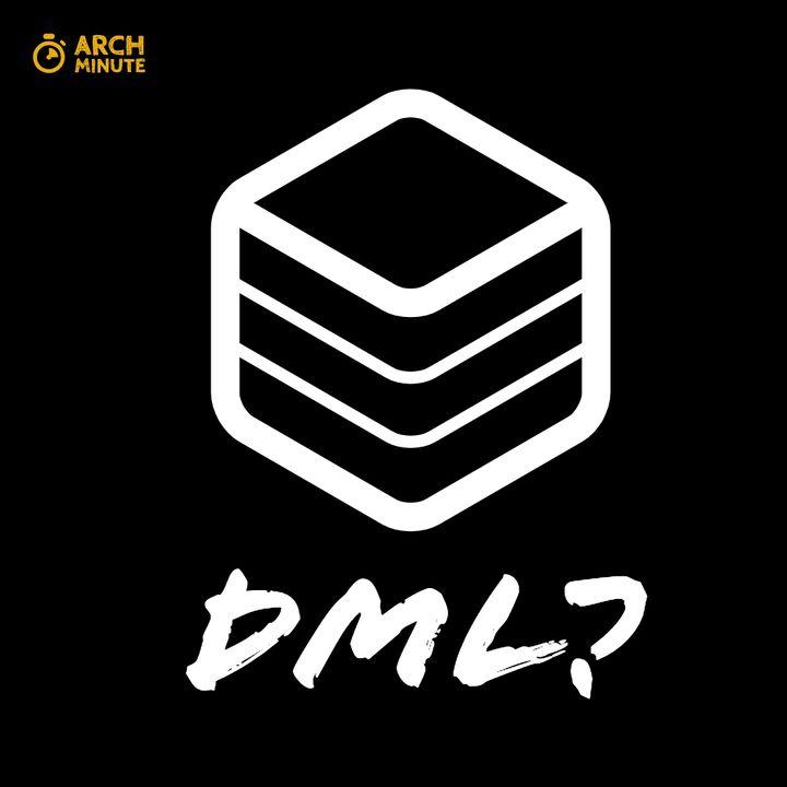 O que significa DML em um minuto