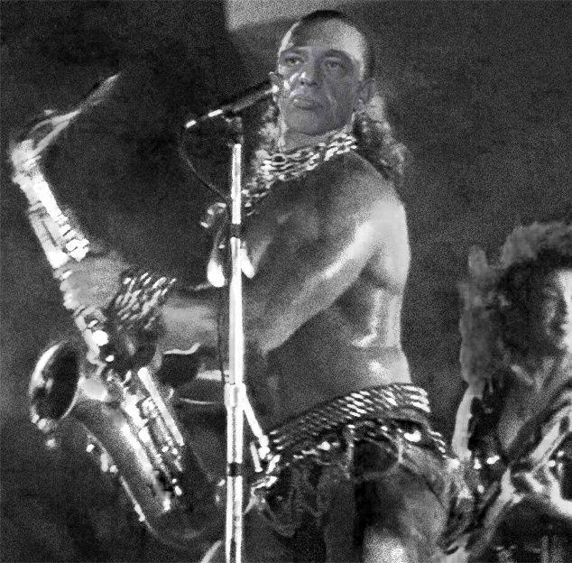 45: The Legend of Saxophone Boy (w/ Briana Morgan)