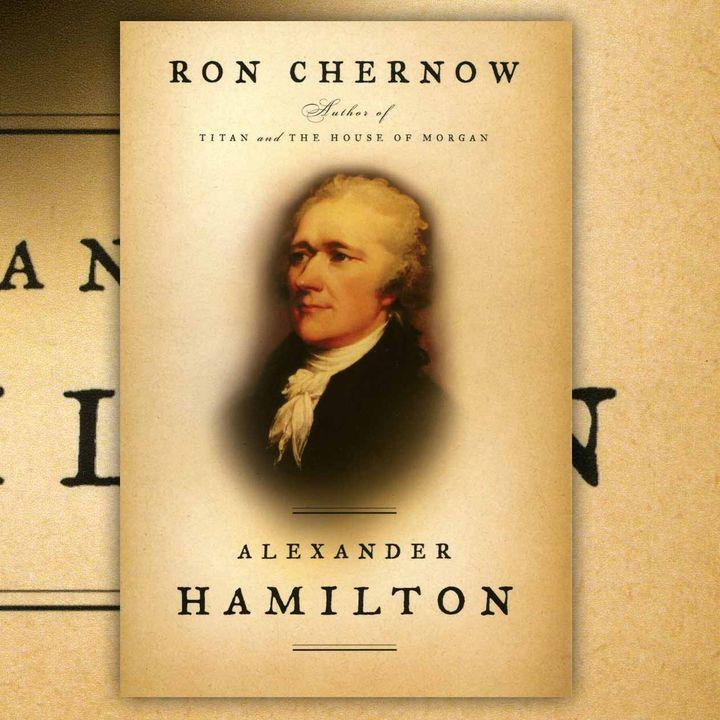 Book - Alexander Hamilton (Ron Chernow)