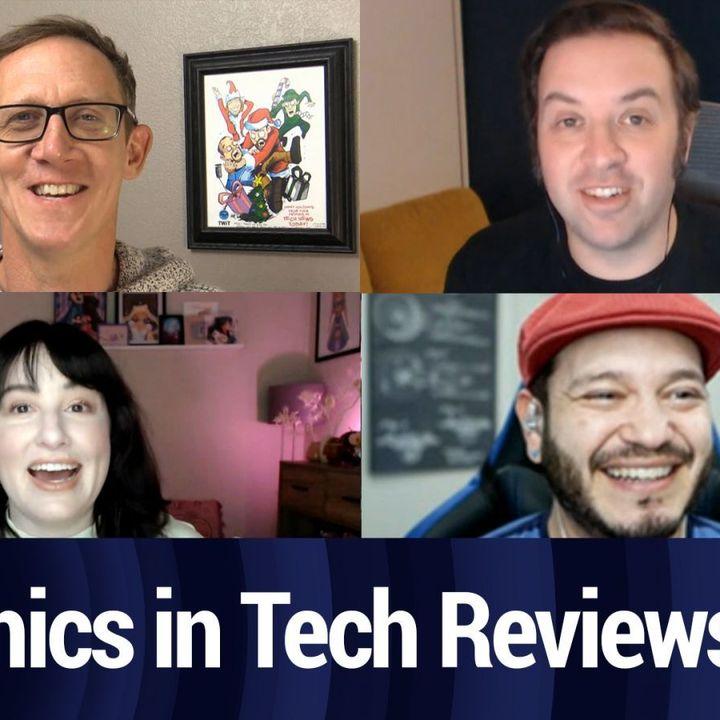 Ethics in Tech Reviews   TWiT Bits