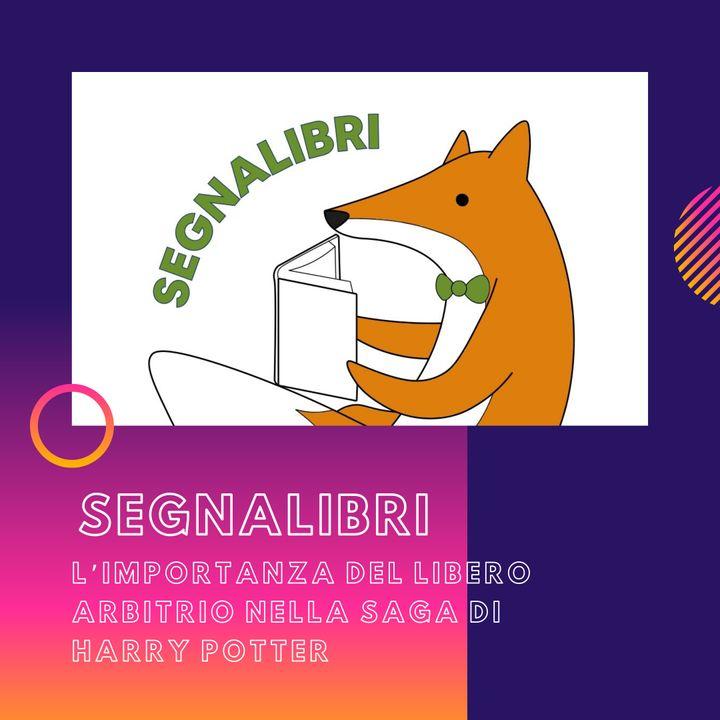 SEGNALIBRI - L'importanza del libero arbitrio nella saga di Harry Potter