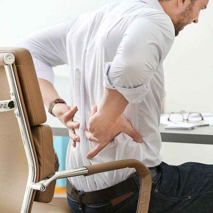 Lo smart working: i problemi alla colonna vertebrale