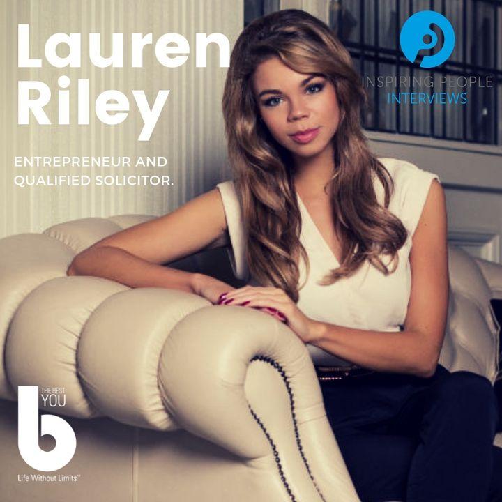 Episode #40: Lauren Riley