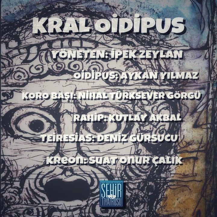 Sophokles - Kral Oidipus