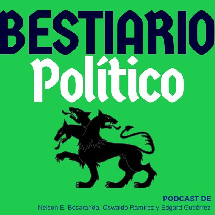 Bestiario Político 35. Vol 3. A una semana de las elecciones en USA, ¿ganará Trump o Biden?