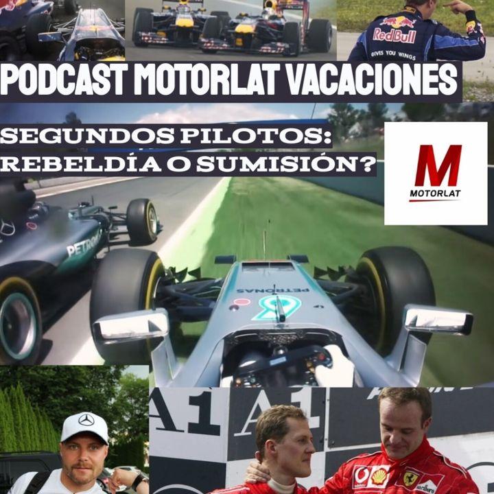 Podcast de Pretemoporada   Episodio 4   Segundos Pilotos: Rebeldía o Sumisión?
