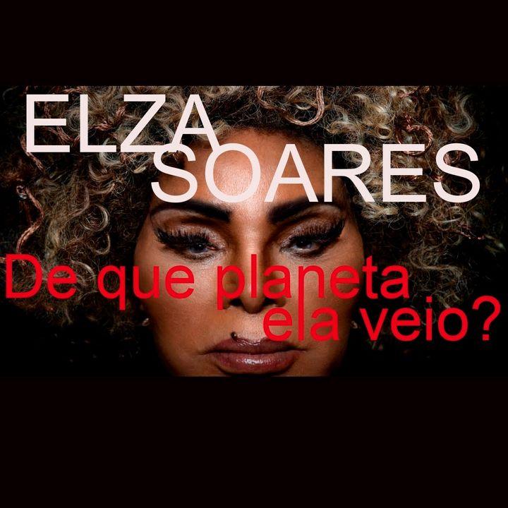 De que planeta veio Elza Soares