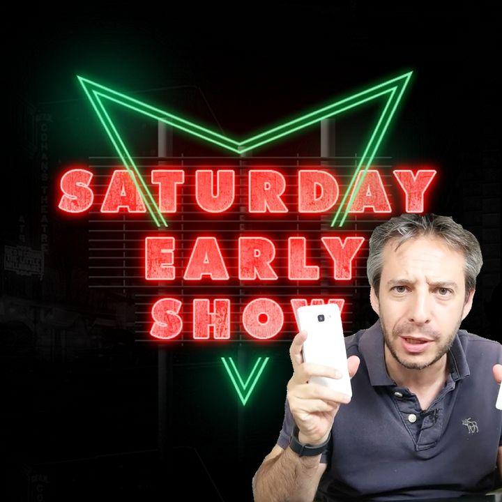 Saturday Early Show del 16-03-19 - #AndreaGaleazzi