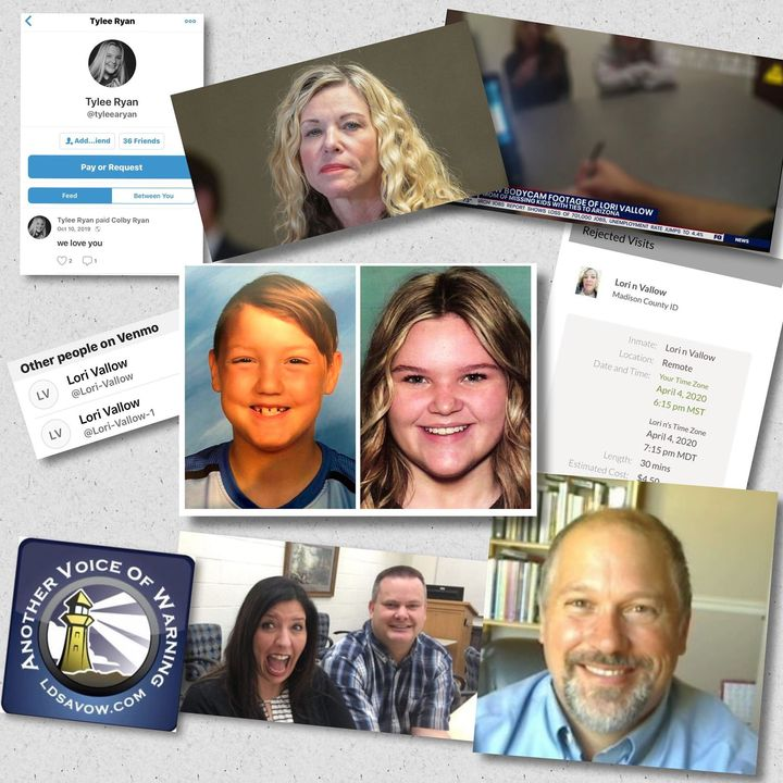 Part 2: Expressions of Mormonism: Dissecting the Beliefs of Lori Vallow & Chad Daybell