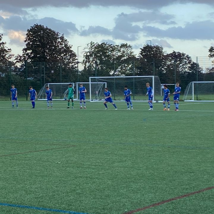 Enfield Town v Hertford Half Time