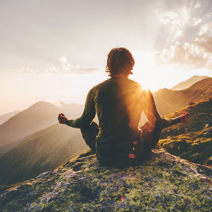 Meditazione ' Incontro Angelico '.