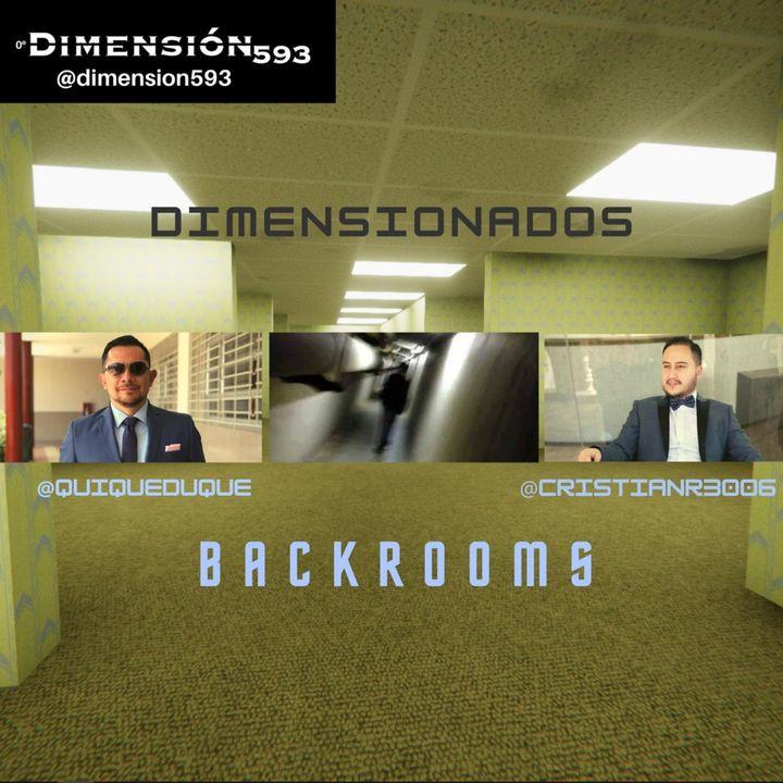 BACKROOMS || QUÉ SON? || FALLAS EN LA REALIDAD || OTRA DIMENSION || REGLAS EN LOS BACKROOMS