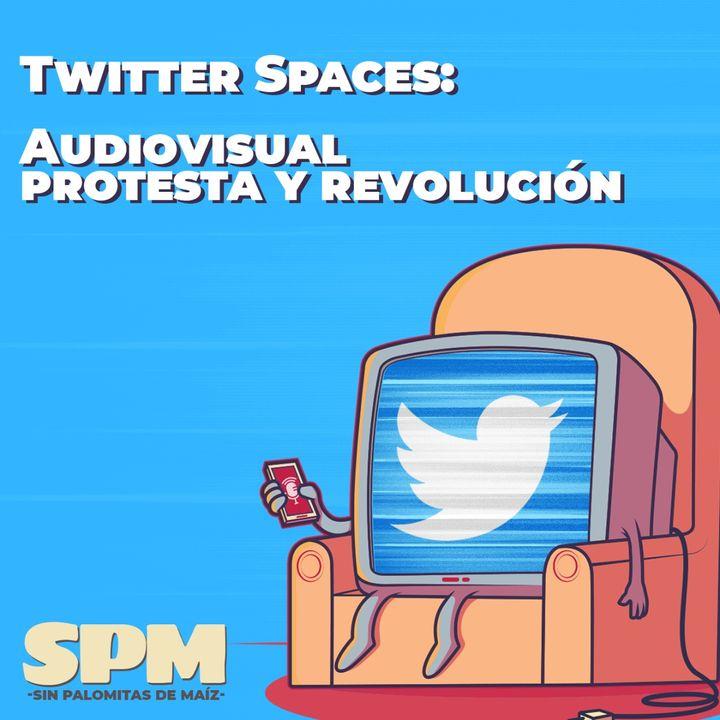 Episodio Especial: Pelis y series de rebeldia y revolución en Twitter Space
