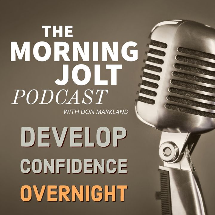 The Secret to Developing Confidence Overnight