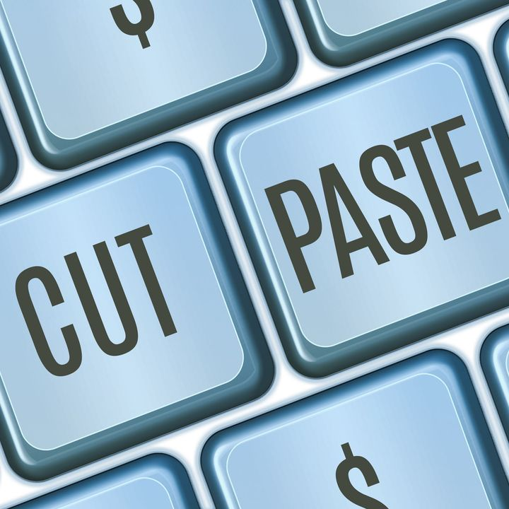 Do You Cut and Paste Your Decisions About Money?