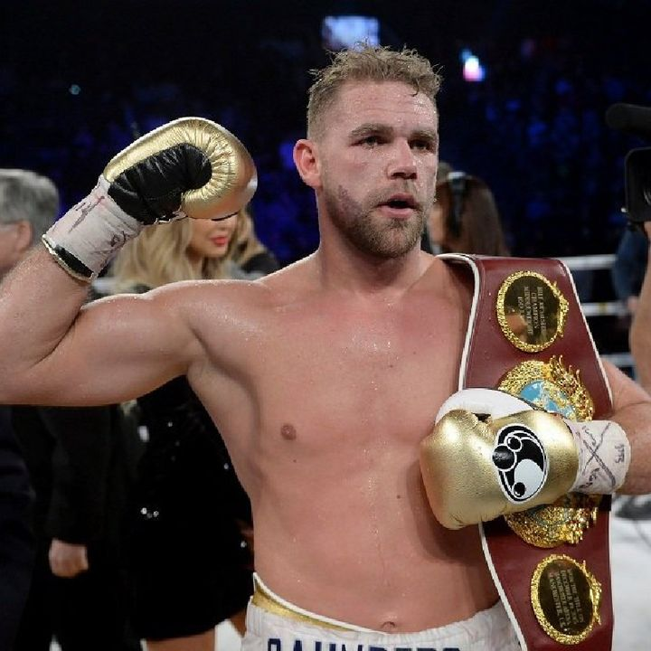 Massive News!!!!WBO Super Middleweight Champion Billy Joe Saunders Will Be Signing For Matchroom Boxing And DaznUSA!!