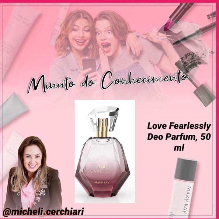 Love Fearlessly Deo Parfum, 50 ml