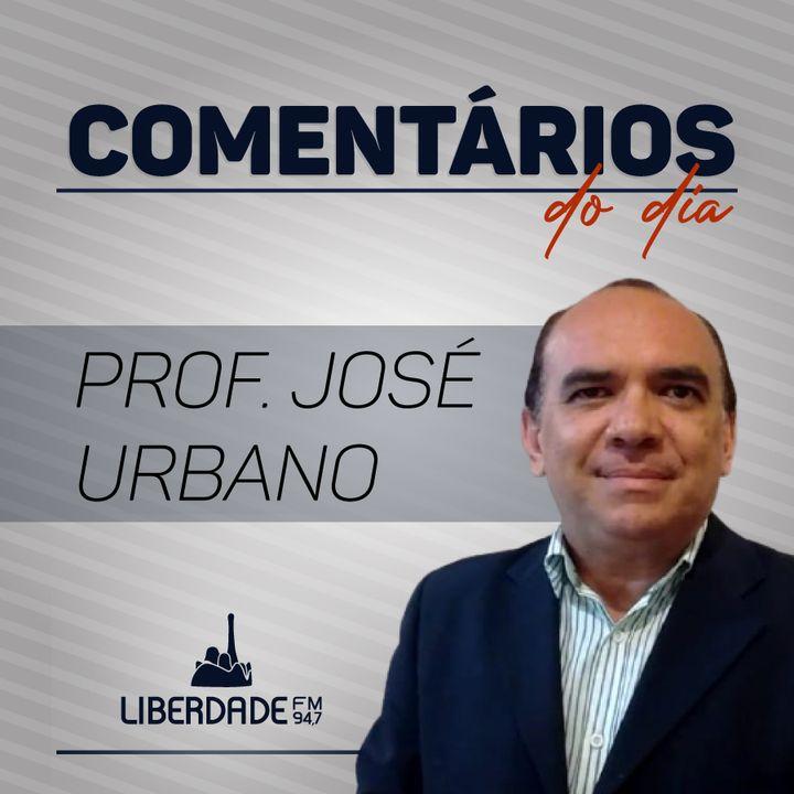 Professor Urbano faz um balanço político da semana no Show da Cidade deste sábado (06)