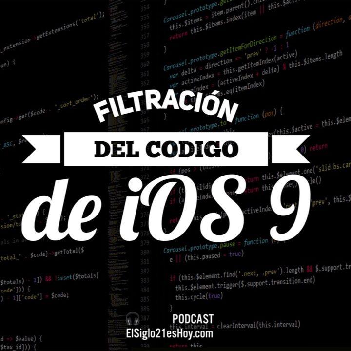 iOS filtrado ¿Problemas para Apple?