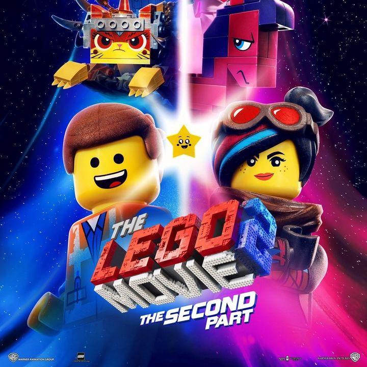 Episode XLIX: Lego Movie 2 / The Prodigy / What Men Want / Doomed!