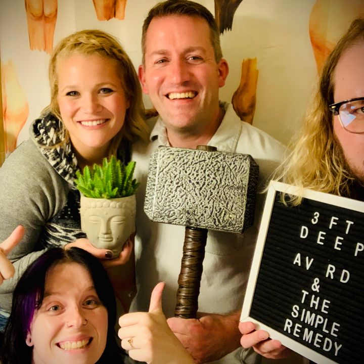 3FT Deep  EP. 56   NOT A PODCAST FOR MOMS! (Feat. The Simple Remedy)