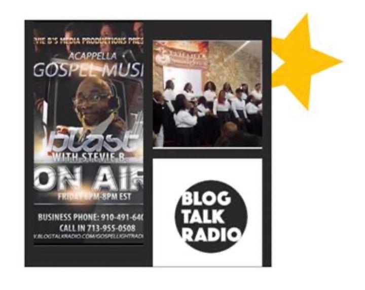 Stevie B. A Cappella Gospel Music Blast - (Episode 189)