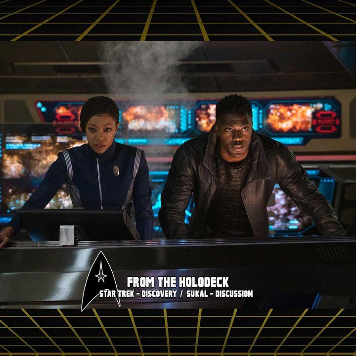 Star Trek: Discovery Edition – 3.11 'Su'Kal'