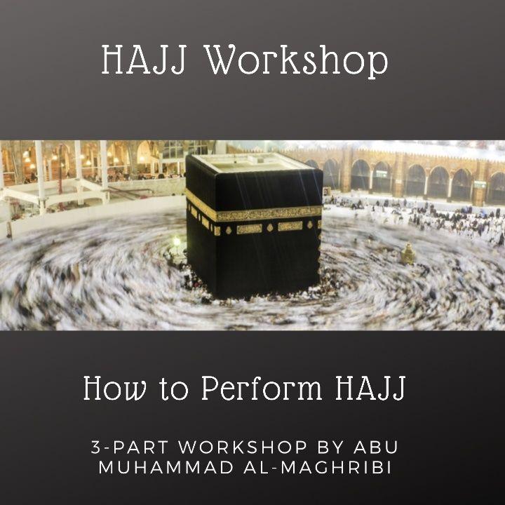 HAJJ Workshop