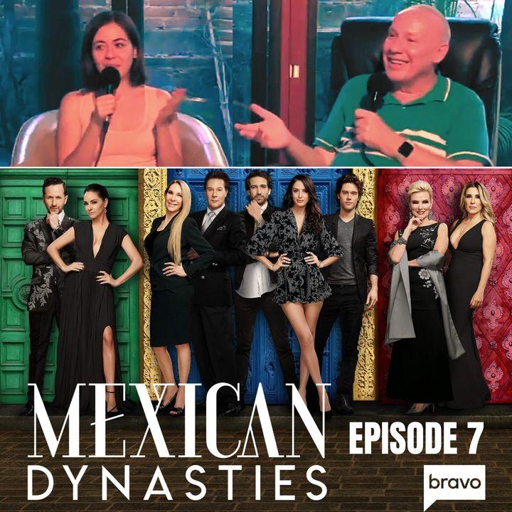 """Tv Episodio 7 de Dinastías Mexicanas """"Tres Is a Crowd"""" - Comentario de David Hoffmeister con traducción al español"""