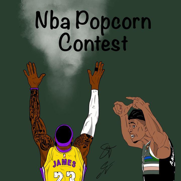 EP87: Nba Popcorn Contest