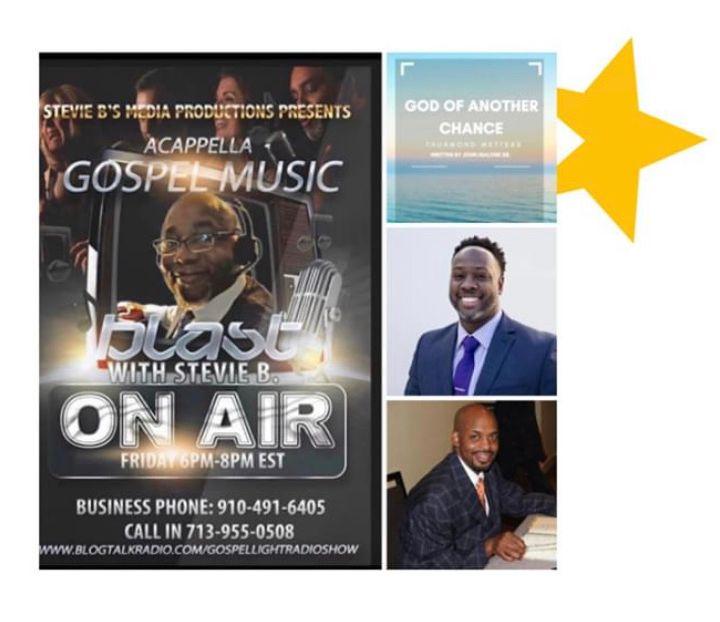 Stevie B's A Cappella Gospel Music Blast - (Episode 166)