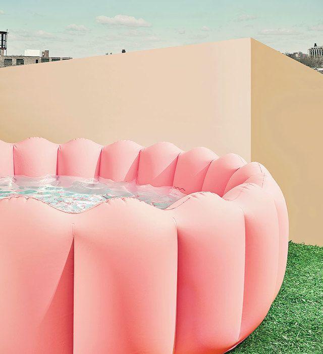 La tendenza della settimana: il nuovo sogno? Una piscinetta in terrazzo (di Alessandra Magliaro)