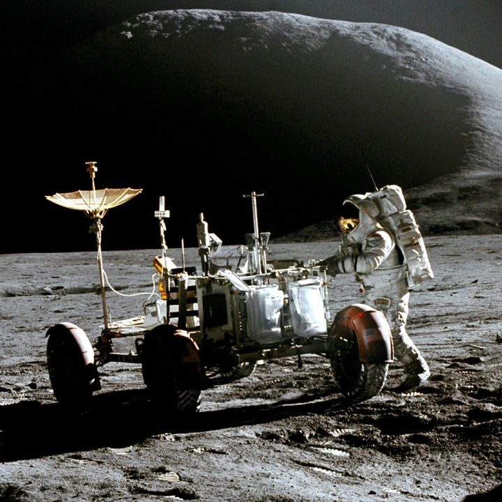 Andy Chaikin on Apollo 15 and the lessons of Apollo