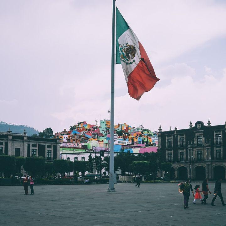Relajación, viajando por México