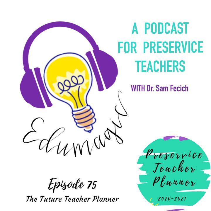 The Future Teacher planner E75