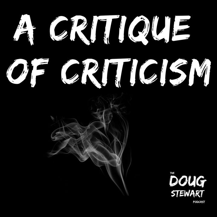 A Critique of Criticism
